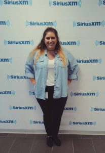 A farewell photo from the author's last day at SiriusXM. Photo courtesy of Miranda Fraraccio.