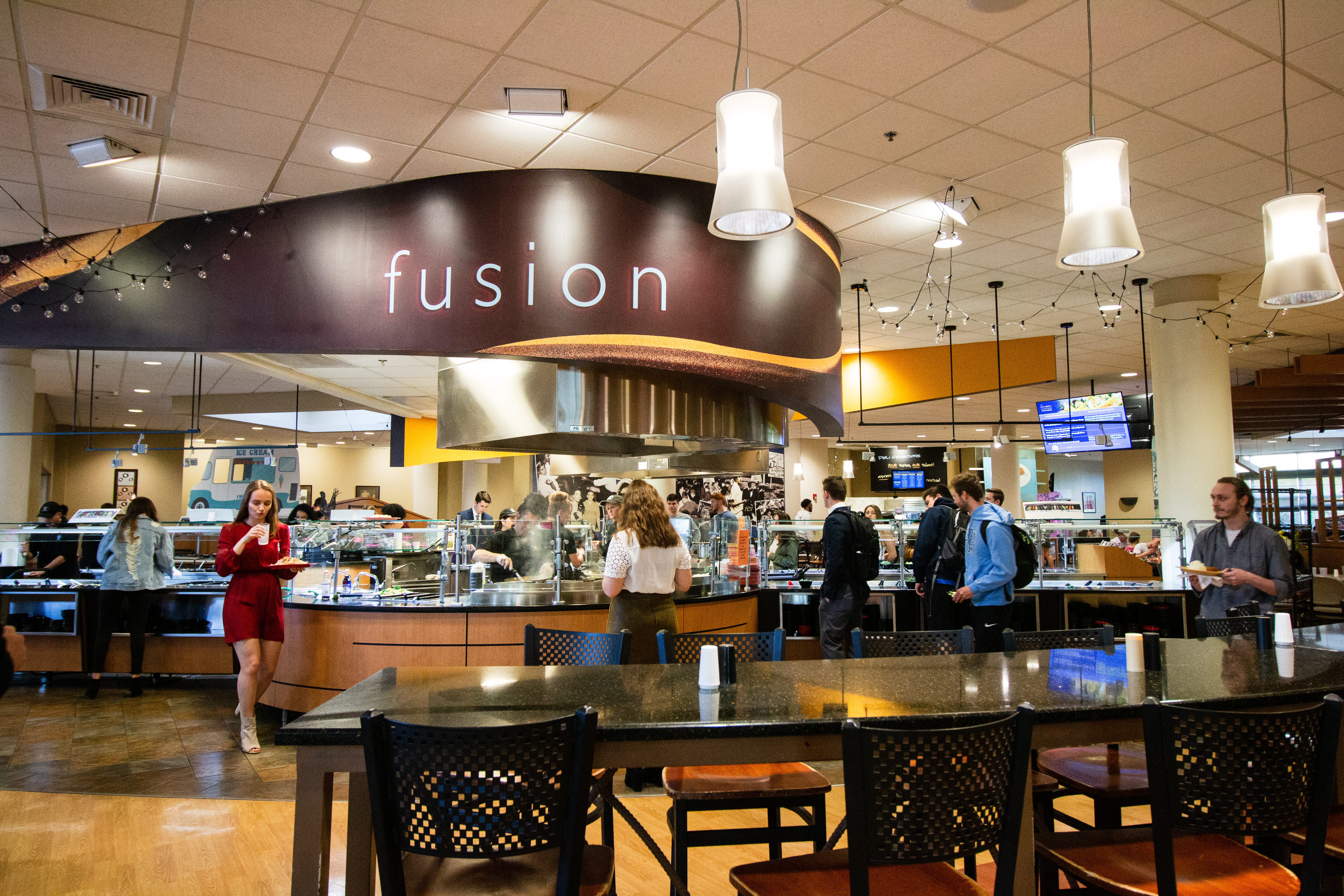 Dining Services to Make Exciting Changes
