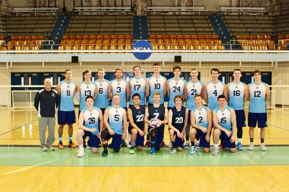 Men's Club Volleyball Has Quietly Dominant Season