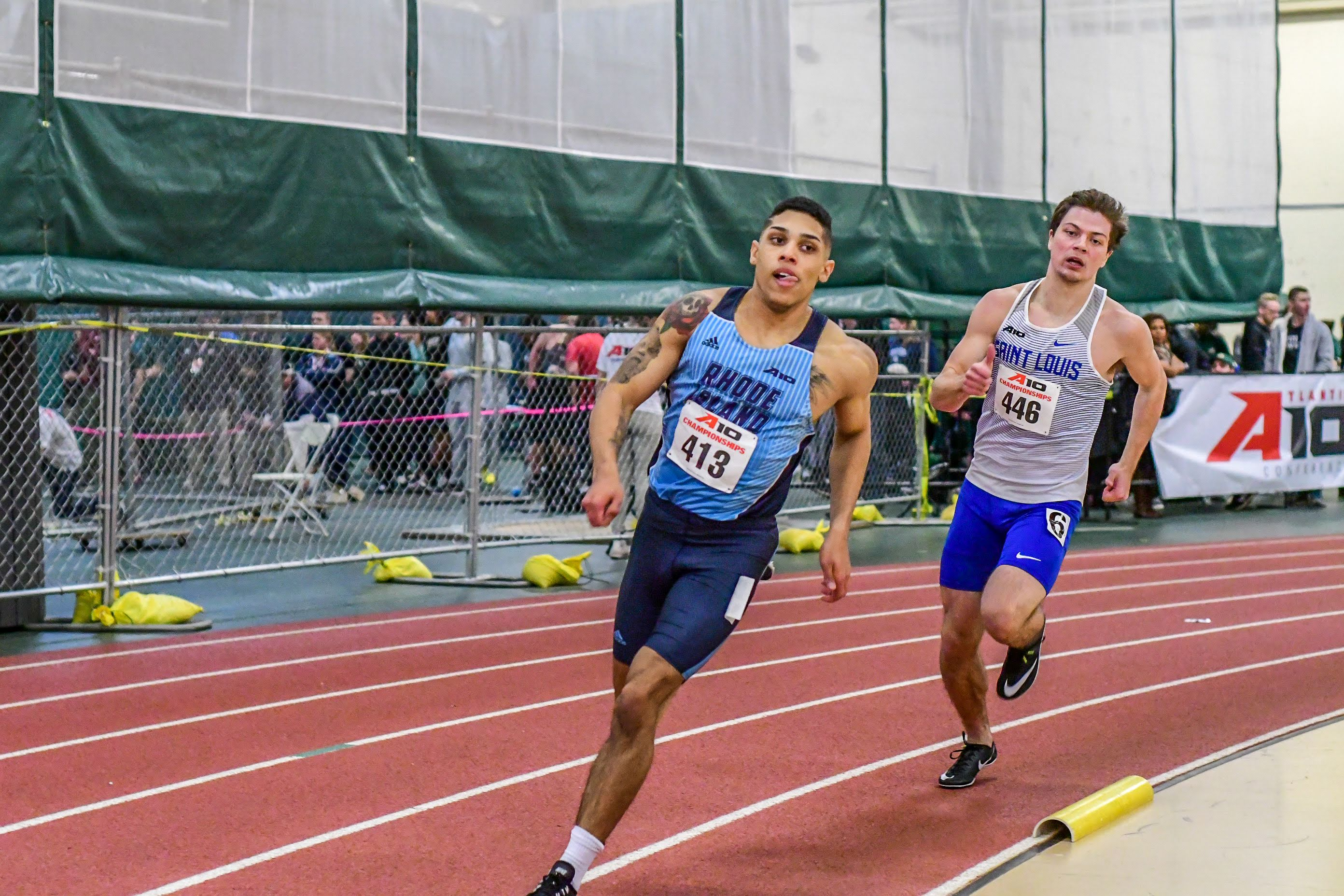 Mens, Women's Track and Field Find Success at Invitational